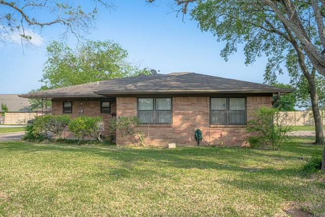 106 Southland Street, College Station, TX 77840 (MLS #21004960) :: RE/MAX 20/20