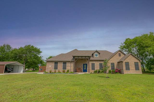 5455 Fm 974, Bryan, TX 77808 (MLS #21004961) :: NextHome Realty Solutions BCS