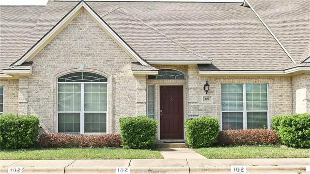 102 Fraternity, College Station, TX 77845 (#21004972) :: ORO Realty
