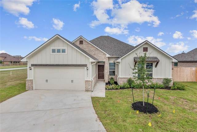 3905 Brownway Drive, College Station, TX 77845 (MLS #21004978) :: The Lester Group