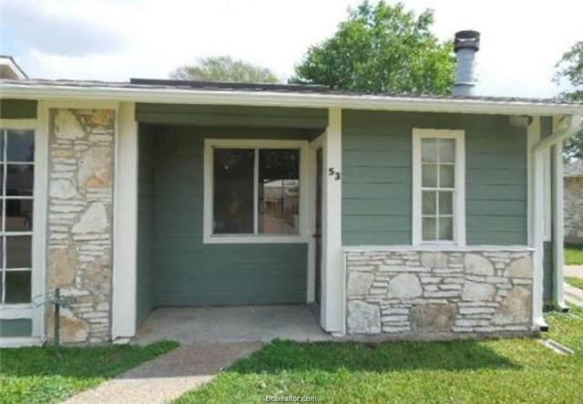 2800 Longmire Drive #53, College Station, TX 77845 (MLS #21004991) :: RE/MAX 20/20