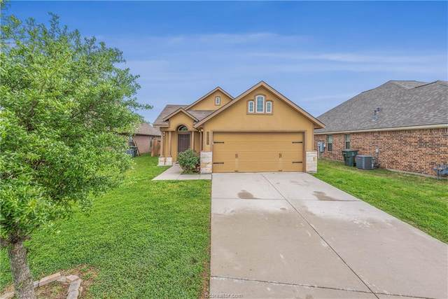1017 Venice Drive, Bryan, TX 77808 (MLS #21004996) :: The Lester Group