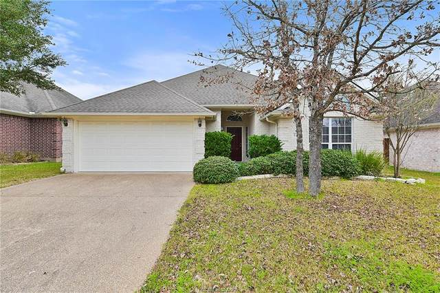 4211 Conway Court, College Station, TX 77845 (#21004998) :: ORO Realty