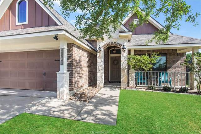 4108 Cripple Creek Court, College Station, TX 77845 (#21005006) :: ORO Realty