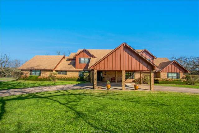 5593 79 Highway, Jewett, TX 75846 (MLS #21005008) :: The Lester Group