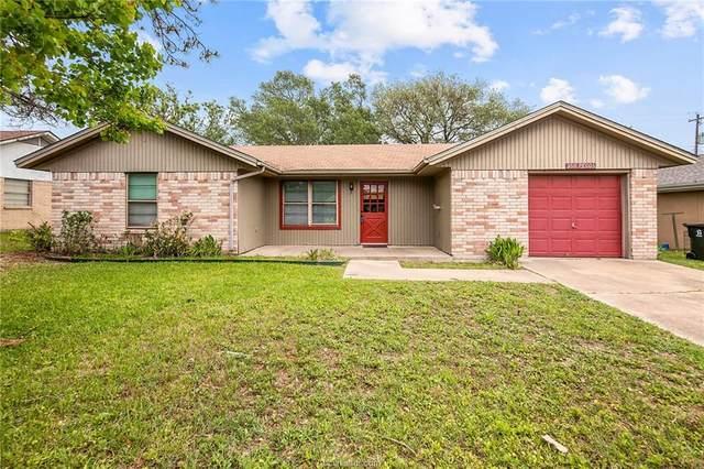 3511 Pecos Street, Bryan, TX 77801 (MLS #21005018) :: NextHome Realty Solutions BCS