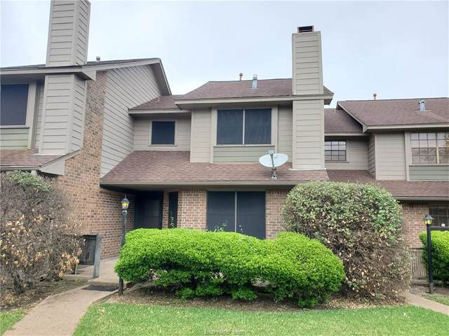 2400 Longmire Drive #602, College Station, TX 77845 (MLS #21005021) :: The Lester Group
