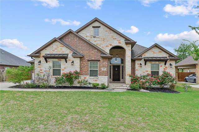 4208 Egremont Court, College Station, TX 77845 (MLS #21005033) :: The Lester Group