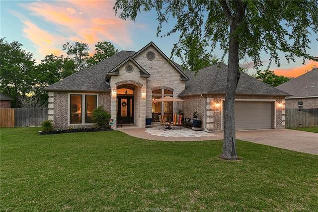 1215 Ebbtide Cove, College Station, TX 77845 (MLS #21005039) :: The Lester Group