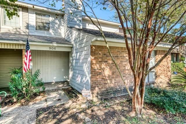 906 Navidad Street, Bryan, TX 77801 (#21005047) :: ORO Realty