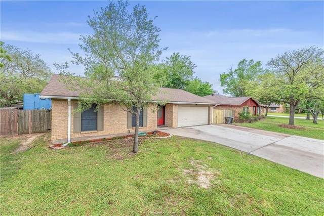 1706 Treehouse Trail, College Station, TX 77845 (MLS #21005066) :: The Lester Group