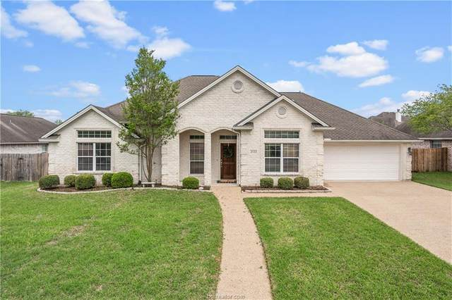 2103 Rolling Rock Place, College Station, TX 77845 (MLS #21005079) :: Cherry Ruffino Team