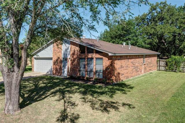 1001 San Benito Drive, College Station, TX 77845 (MLS #21005087) :: Treehouse Real Estate
