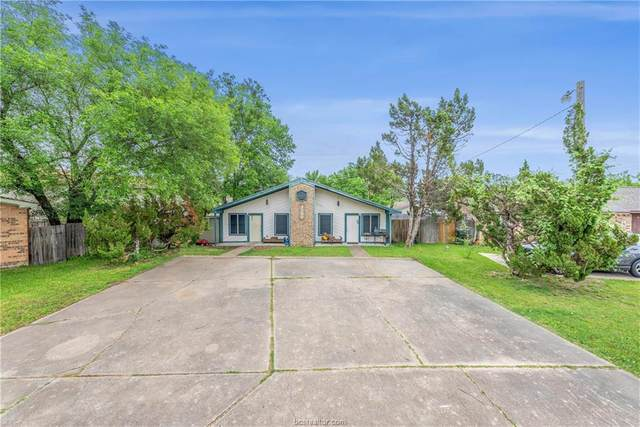 2200 Young Place, Bryan, TX 77807 (MLS #21005113) :: The Lester Group