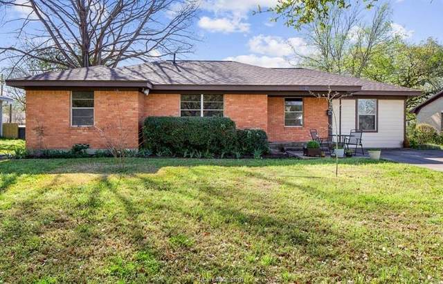 508 Kyle Avenue, College Station, TX 77840 (MLS #21005114) :: Treehouse Real Estate