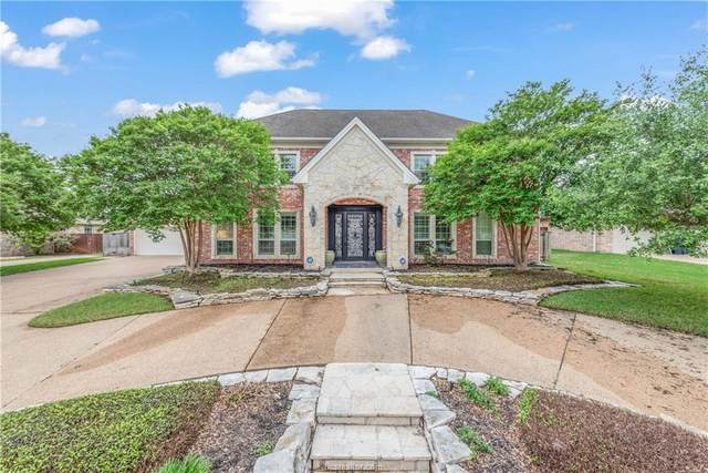 5114 Sycamore Hills Drive, College Station, TX 77845 (MLS #21005117) :: RE/MAX 20/20