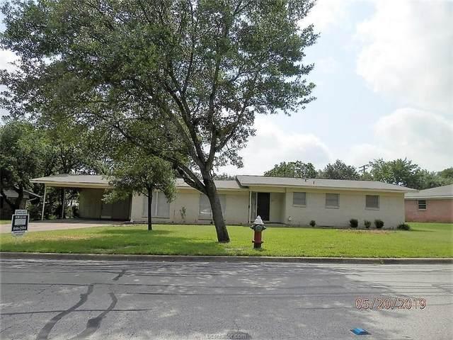 201 Redbud Street, Bryan, TX 77801 (MLS #21005119) :: Treehouse Real Estate