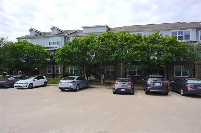 1725 Harvey Mitchell #626, College Station, TX 77840 (MLS #21005144) :: Cherry Ruffino Team