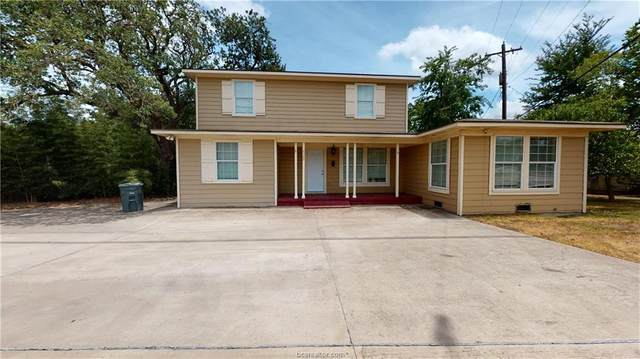 4309 Old College Road, Bryan, TX 77801 (MLS #21005145) :: RE/MAX 20/20