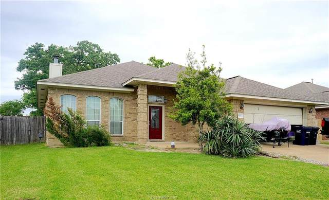 1107 Bracey, College Station, TX 77845 (MLS #21005156) :: NextHome Realty Solutions BCS