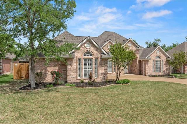 4605 Park Haven Circle, Bryan, TX 77802 (MLS #21005181) :: RE/MAX 20/20