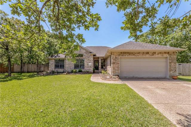3953 Robin Trail, College Station, TX 77845 (MLS #21005220) :: NextHome Realty Solutions BCS