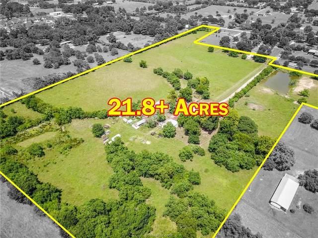 19131 & 19135 Cypress Church Road, Cypress, TX 77433 (MLS #21005242) :: NextHome Realty Solutions BCS