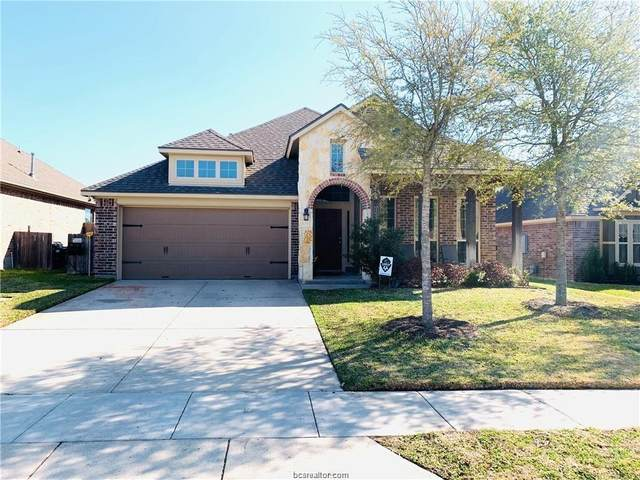 15313 Lowry Meadow Lane, College Station, TX 77845 (MLS #21005256) :: The Lester Group