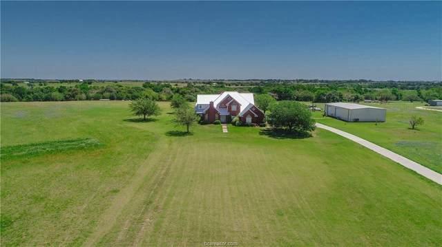5800 Cedar Hill Road, Brenham, TX 77833 (MLS #21005279) :: Treehouse Real Estate