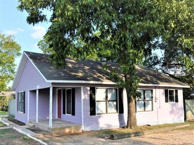 1115 E 23rd Street, Bryan, TX 77803 (MLS #21005318) :: Cherry Ruffino Team