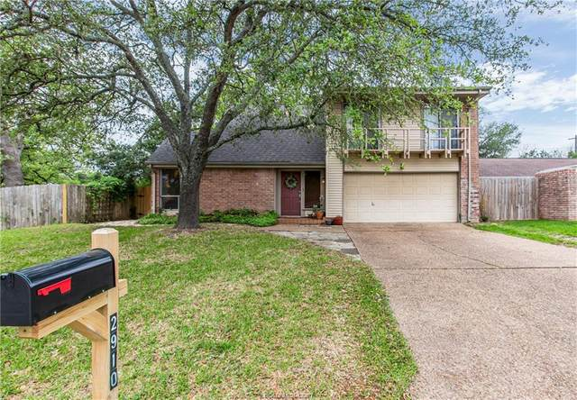 2910 Camelot Drive, Bryan, TX 77802 (MLS #21005341) :: NextHome Realty Solutions BCS