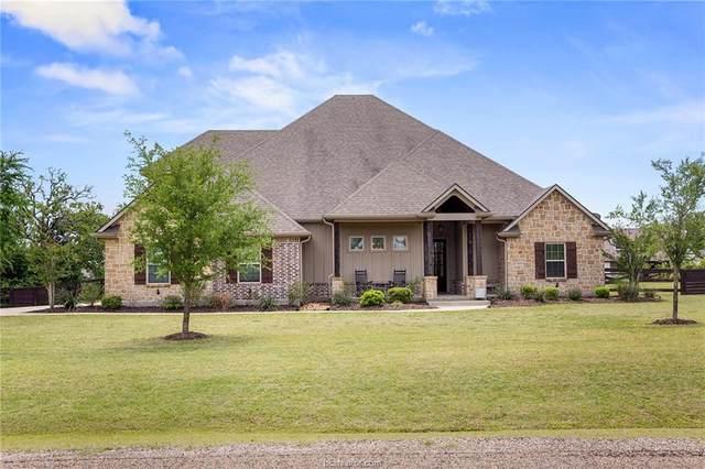 18522 Anasazi Bluff Drive, College Station, TX 77845 (MLS #21005353) :: BCS Dream Homes