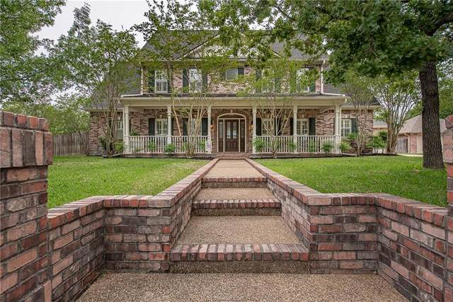 5012 Crystal Downs Court, College Station, TX 77845 (MLS #21005393) :: BCS Dream Homes