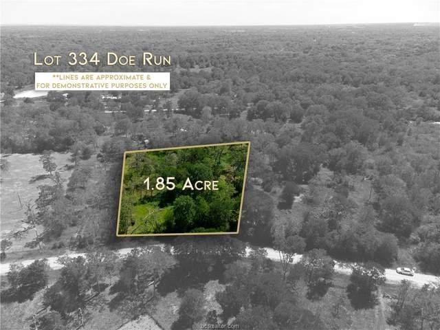 334 Doe Run, Caldwell, TX 77836 (MLS #21005444) :: Cherry Ruffino Team