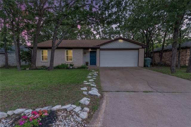 2824 Forestwood Drive, Bryan, TX 77801 (MLS #21005455) :: BCS Dream Homes