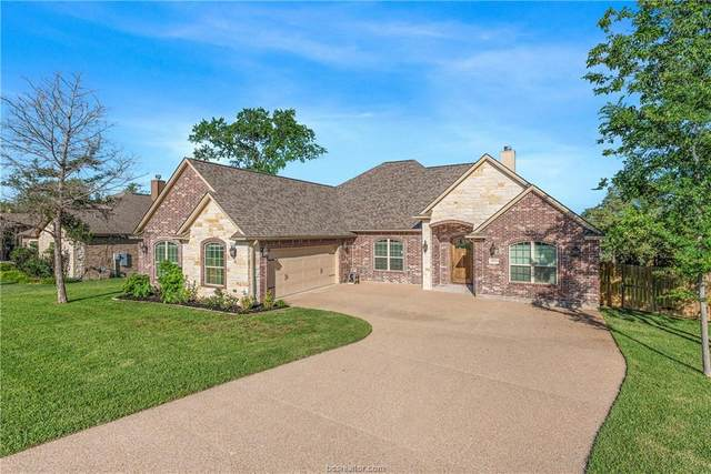 4663 River Rock Drive, Bryan, TX 77808 (MLS #21005480) :: BCS Dream Homes