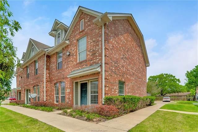 1001 Krenek Tap Road #503, College Station, TX 77840 (MLS #21005521) :: BCS Dream Homes