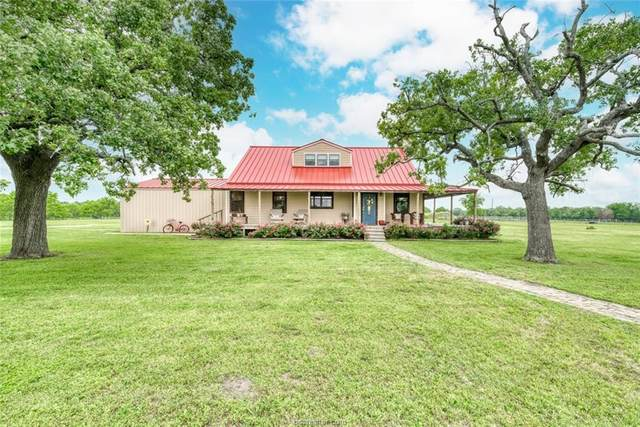 6052 Cr 157, Iola, TX 77861 (MLS #21006584) :: BCS Dream Homes
