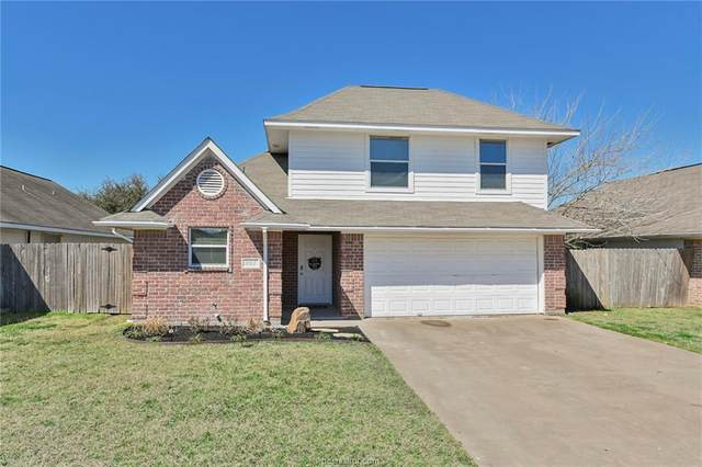 907 Gardenia, College Station, TX 77845 (MLS #21006609) :: NextHome Realty Solutions BCS