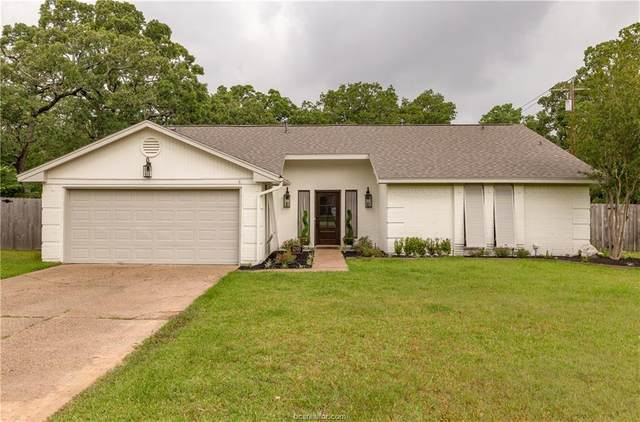 1205 Haley Place, College Station, TX 77845 (MLS #21006628) :: Treehouse Real Estate