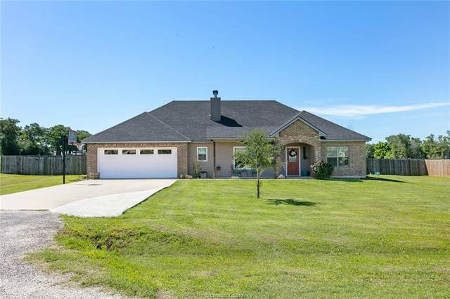1071 Mimosa Lane, Franklin, TX 77856 (MLS #21006631) :: RE/MAX 20/20
