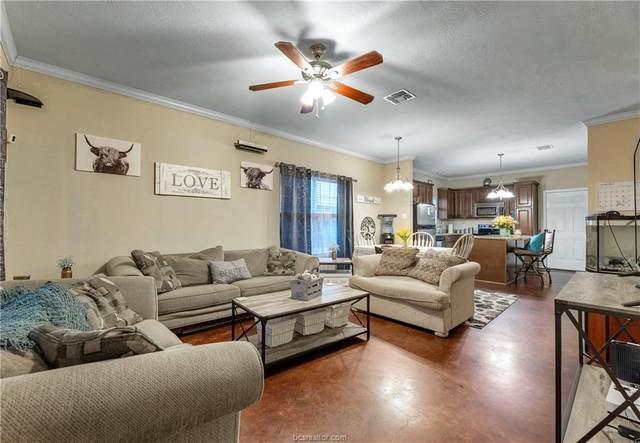 6908 Appomattox Drive, College Station, TX 77845 (MLS #21006637) :: Cherry Ruffino Team