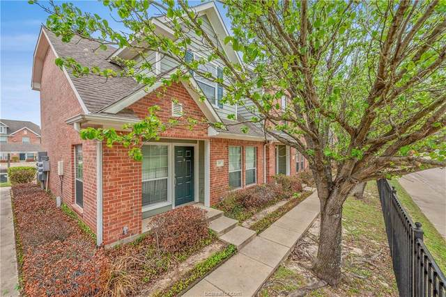 1001 Krenek Tap Road #107, College Station, TX 77840 (MLS #21006664) :: BCS Dream Homes