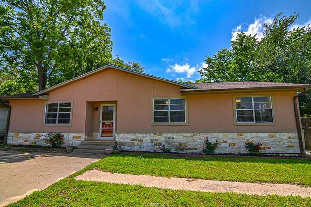 720 S Sims, Bryan, TX 77803 (MLS #21006700) :: The Lester Group