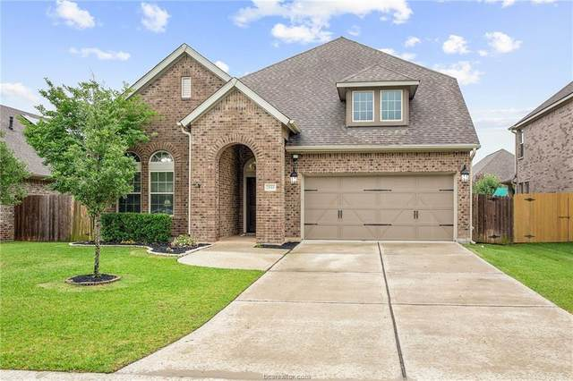 2533 Kinnersley Lane, College Station, TX 77845 (MLS #21006729) :: Cherry Ruffino Team