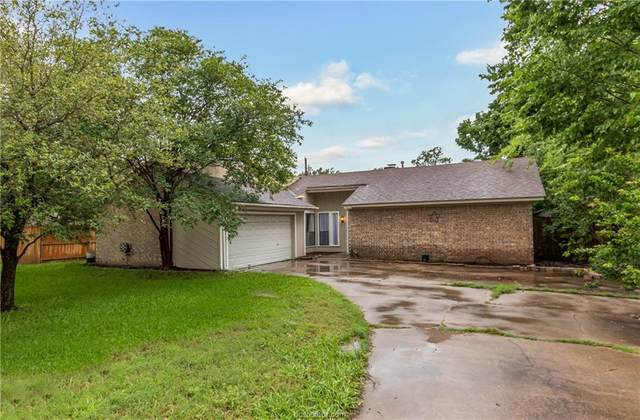 2818 Normand Drive, College Station, TX 77845 (#21006740) :: ORO Realty