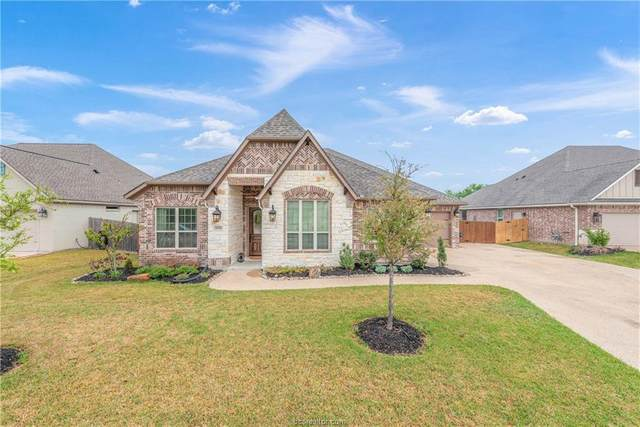 4809 Crooked Branch Drive, College Station, TX 77845 (MLS #21006760) :: RE/MAX 20/20