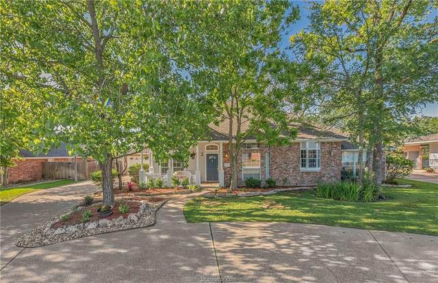 4720 Shoal Creek Drive, College Station, TX 77845 (MLS #21006761) :: NextHome Realty Solutions BCS