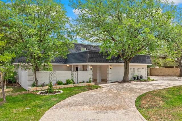 3115 Camelot Drive, Bryan, TX 77802 (#21006769) :: ORO Realty