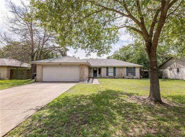 1104 Hawk Tree Drive, College Station, TX 77845 (MLS #21006785) :: BCS Dream Homes